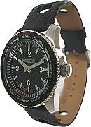 Mechanische Militär Uhr, Weltzeituhr von Wakmann