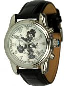 Disney Chronograph mit Dagobert Duck Motiv