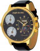 Scheffler & Söhne - extra große Automatik Uhr
