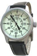 Uhren Fliegeruhr mit Leuchtzifferblatt