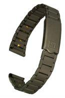 Titan Metall Uhrarmband für Damenuhr - 13 mm Stegbreite