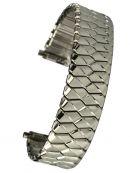 Flex-Uhrarmband - Speidel Zugband - Teleskop-Anstoß 17/22