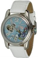 Disney Automatikuhr - Donald & Daisy