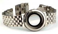 Edelstahl Uhrengehäuse mit Uhrband für ETA 2824-2 Werk