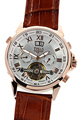 TRIAS Armbanduhr mit 35 Steine Automatik-Werk